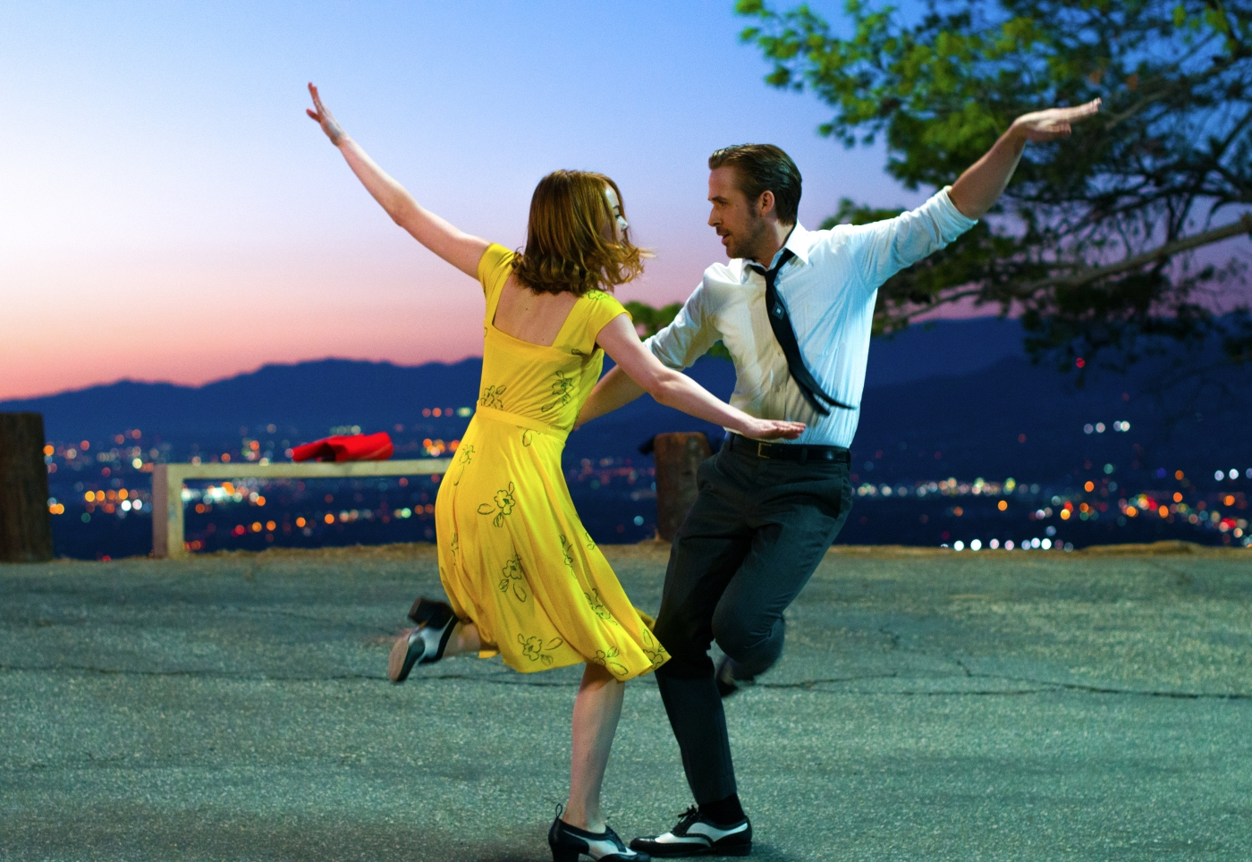 La La Land Main Picture