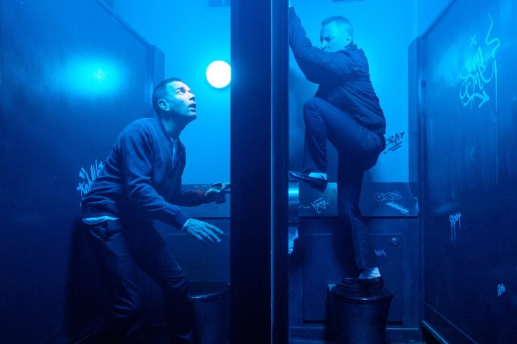 Ewan McGregor and Robert Carlyle in Trainspotting 2 T2