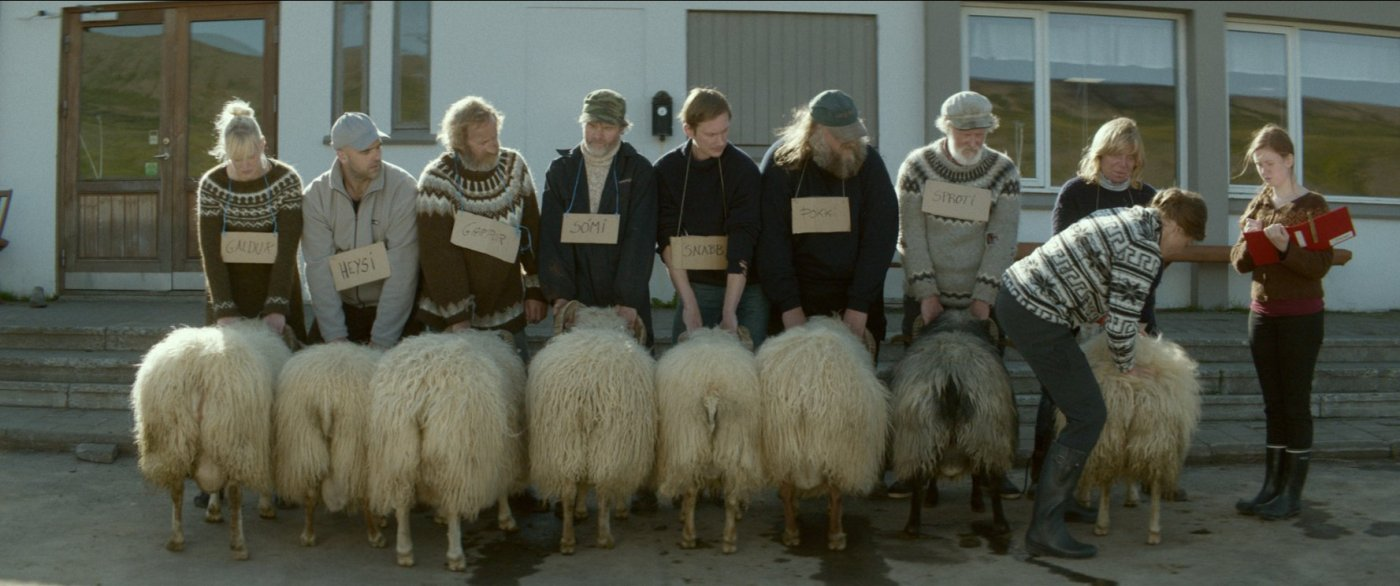 A black comedy filme and set in ICeland
