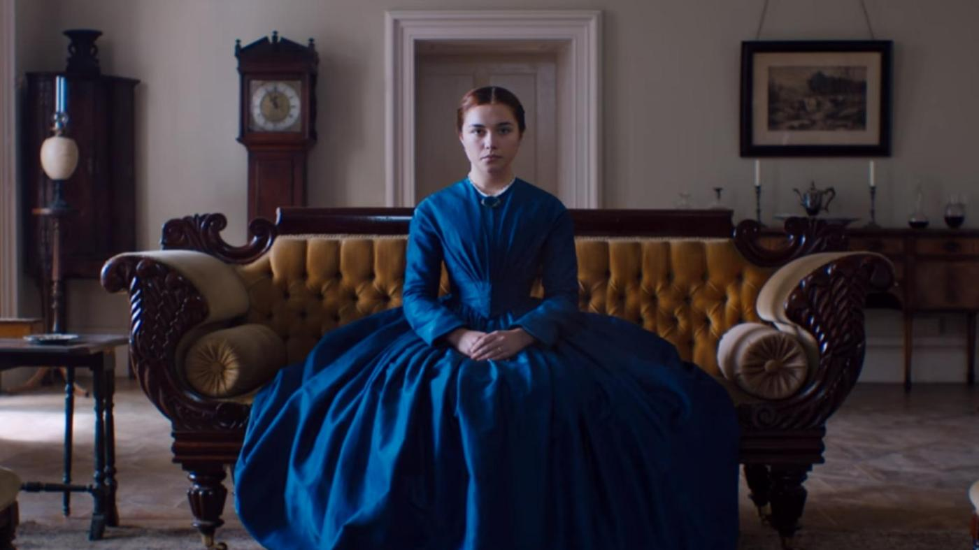 Florence Pugh as Lady Macbeth