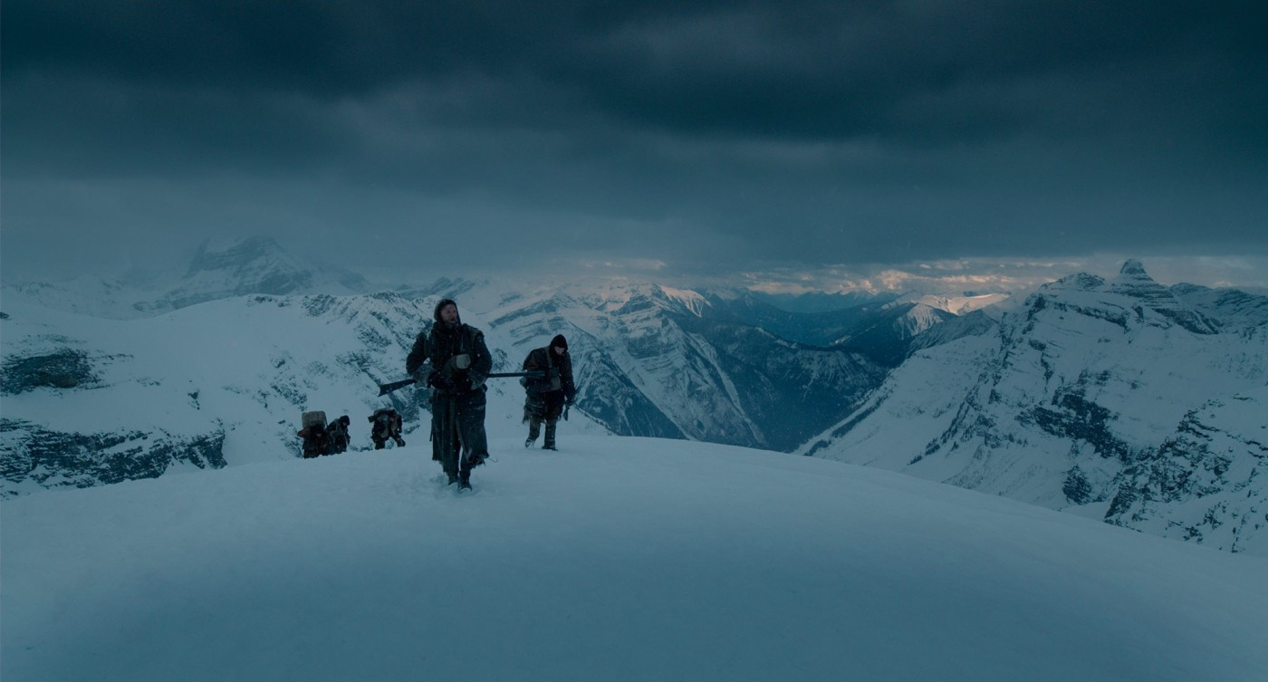 Still from the film The Revenant